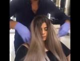 Крутейшее преображение волос