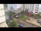 Утро, все спешат по делам, а я в отпуске)))
