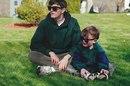 Conor Nickerson отправился в детство с помощью фотошопа…