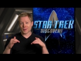 Star Trek: Discovery - про лейтенант Стаметсаа и Дискавери