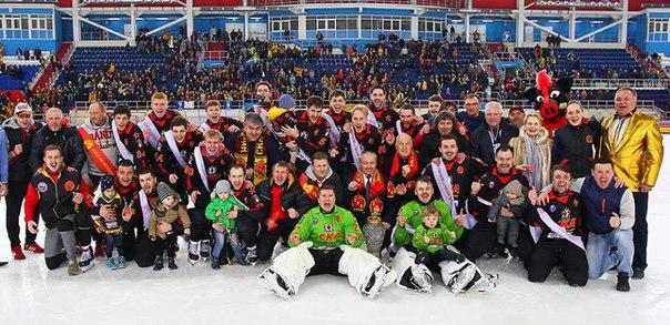 Кубок России по хоккею с мячом снова разыграют в Хабаровске Финальная