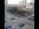 Строительство дороги. Улица Энергостроителей