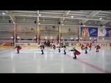 Ледовая Арена Альтаир новогодний танец Чародеи💗💜