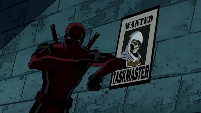 Совершенный Человек Паук Дедпул_Ultimate Spider-Man 2 season 16 episode DeadPool