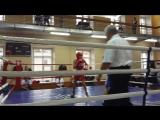 Литко Михаил на турнире по боксу памяти А.Гусева (финал)