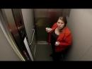 Жесткий прикол в лифте (1)