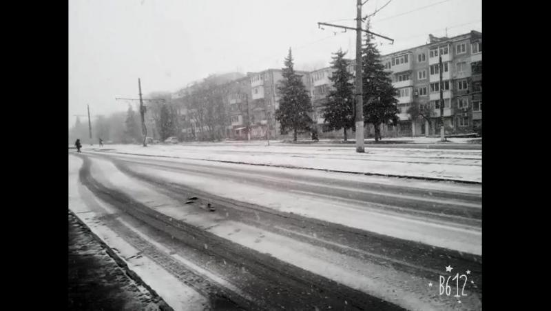 Зима почалась❄❄❄👌