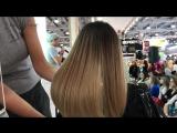 «Реставрация волос керамидами»