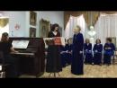 Дуэт Татьяны и Ольги из оперы Евгений Онегин- Э.Сидорова, Т.Маркова