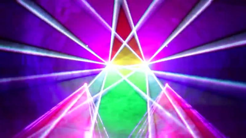 3rd Place International Award Winning Laser Show - Arrived In Flames (2014 ILDA Artistic Award)