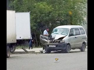 Смертельная авария на улице Немировича-Данченко