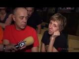 Вадим Набоков и Татьяна Иванова в программе «Пять хвилин» (2011)