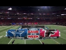 NFL 2017-2018 / Week 10 / Dallas Cowboys - Atlanta Falcons / 12.11.2017 / EN