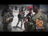 Видео-кадры вступления Tiger Forces САА в город Тайбет аль-Имам, в северной местности провинции Хама