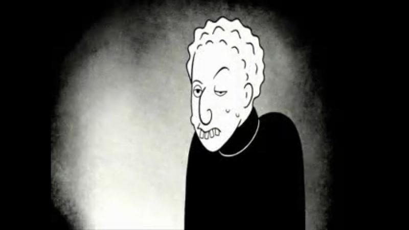О любви (отрывок из мультфильма Персеполис)