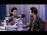 On With Mario Lopez: Darren & Chuck Criss Talk About Computer Games and More!
