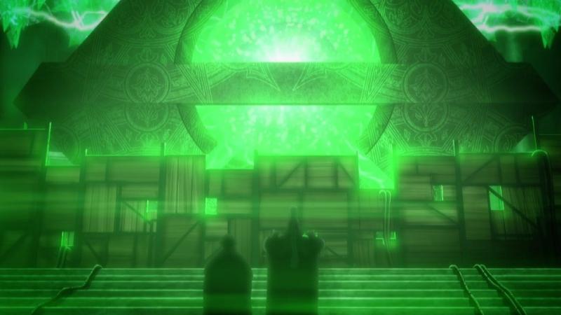 Ярость Бахамута: невинная душа 22 серия [субтитры AniPlay.TV] Shingeki no Bahamut: Virgin Soul