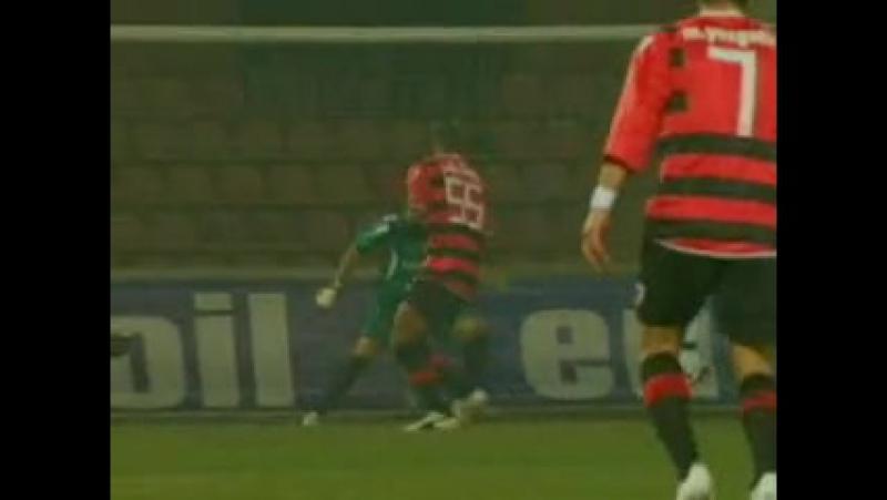 2008 - 2009 Sezonu - Gaziantepspor-Beşiktaş dakika 50 gol Tello