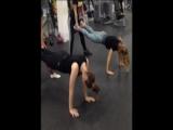 Тренировка в бойцовском клубе - ATLETIC GYM