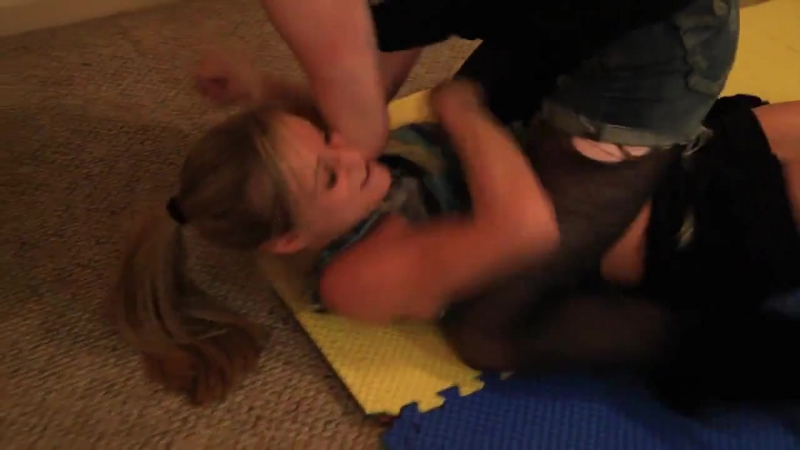 "Episode 1 – ""The Beginning"" – Monroe Jamison vs Savannah Scissors"