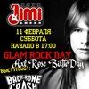 11.02 - GLAM ROCK DAY (Axl Rose Happy BirthDay)