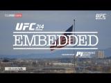 UFC 214 Embedded - Vlog Series - Episode 1