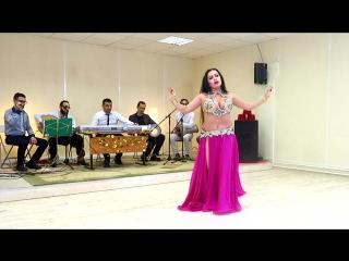 Наталья Каменчук и Baladi Band Esel Rohak