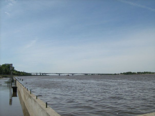 Река Кама