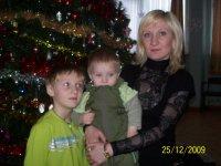 Марина Бученкова(морозова), 14 апреля , Саранск, id80683689