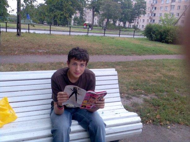 Aleksandr Drapak, New York City - photo №23