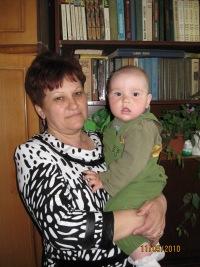 Таня Данилюк, 17 апреля 1977, Каменец-Подольский, id125001476