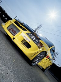 Mitsubishi Lancer Evolution 8.