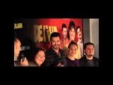 Deliha filminin Antalya galası ÖzdilekPark Antalya AVM'de gerçekleşti.