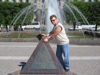 Сергей Кучинский, 3 июня 1971, Санкт-Петербург, id30235486