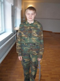 Дима Сатенаев, 26 апреля , Бугуруслан, id104273439