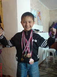 Алибек Жусалин, 10 марта 1997, Омск, id112818280