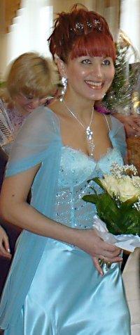 Анжелика Иванова, Санкт-Петербург