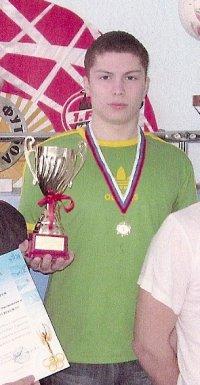 Артур Гаврилов, 16 апреля 1990, Саратов, id22583682