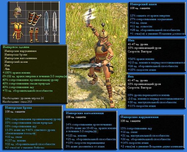 Дополнения К Titan Quest