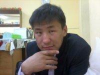 Николай Табунанов, 15 октября , Якутск, id5147340