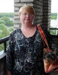 Ольга Волчкова, 19 февраля 1965, Химки, id32176252