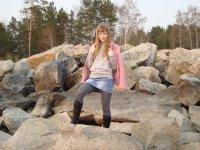 Татьяна Зюзюкина, 9 декабря 1990, Новосибирск, id41115424