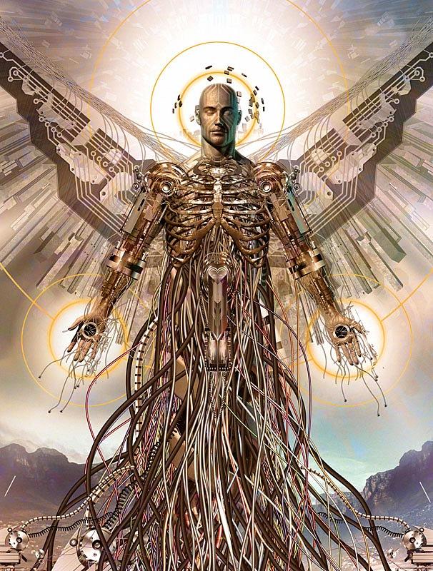 Бог 1.0 - система-надсмотрщик за человеками