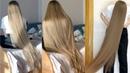 RealRapunzels - Blonde silk display (preview)