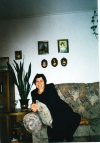Татьяна Сапароваафанасьева, Сабирабад