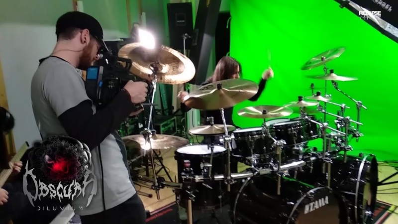 OBSCURA - Making Of 'Diluvium' [EPISODE 4: MUSIC VIDEO]