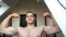 Teen Muscle Insane Ripped Flexing