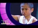 Meet mini-but-mighty Bruce Lee Kid Ryusei | Little Big Shots Aus Season 2 Episode 1