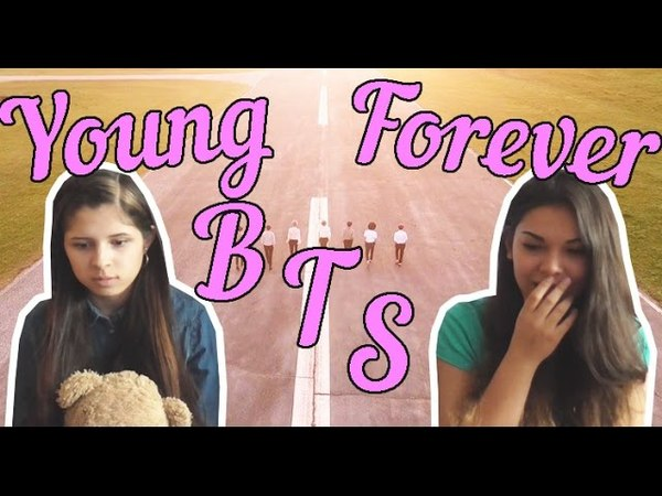 ♥ Реакция на BTS - EPILOGUE : Young Forever ♥