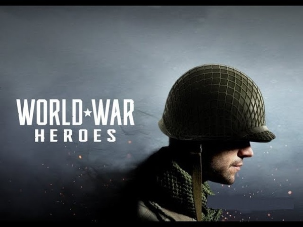 World War Heroes Unlimited Ammo No Reload Mod Android Games 2019 APK Download Link